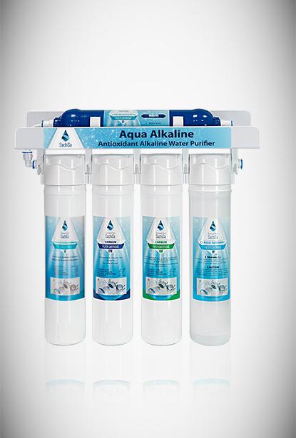 Alkaline Water Purifier Machine